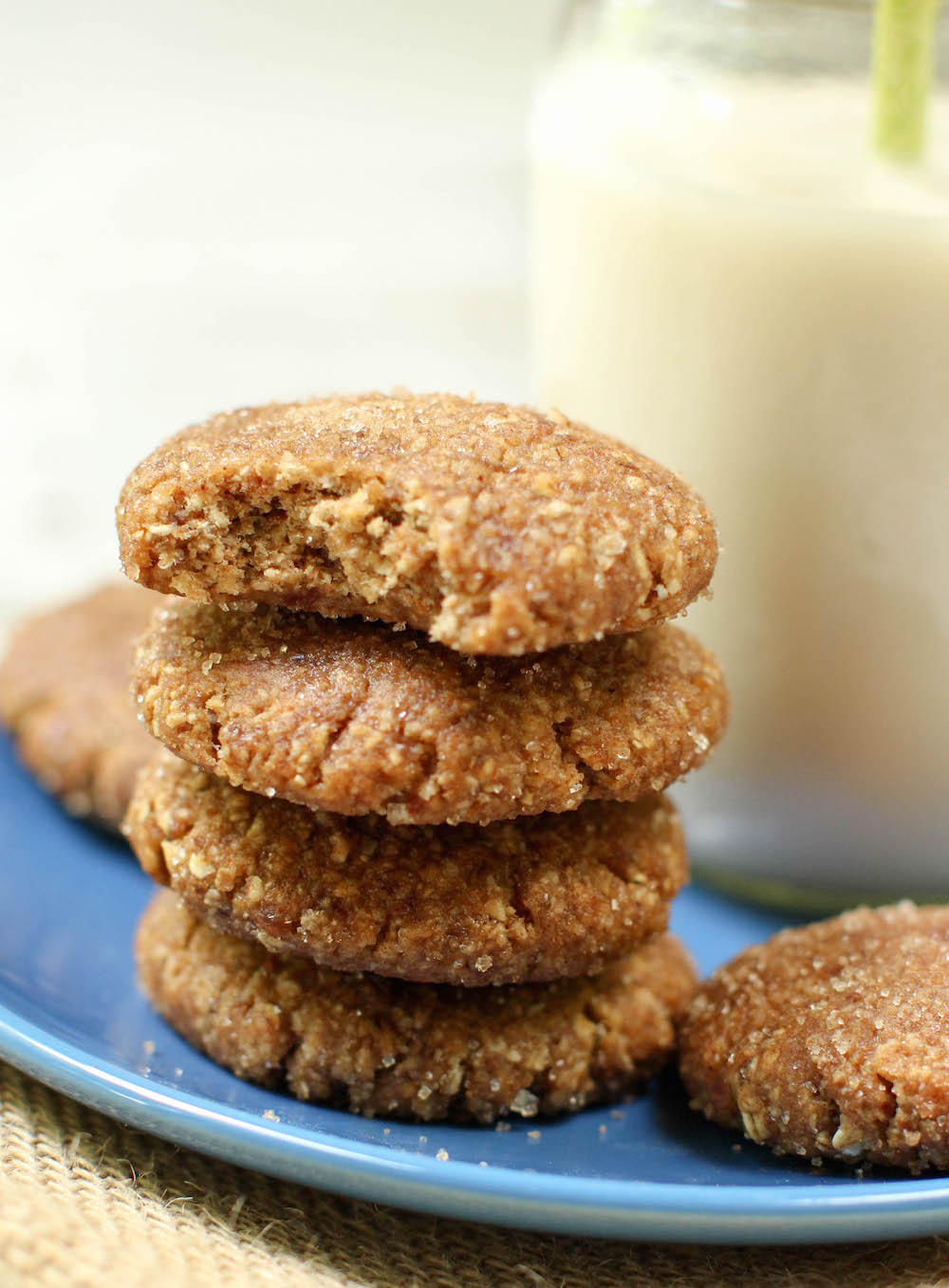 Easy vegan snickerdoodles recipes