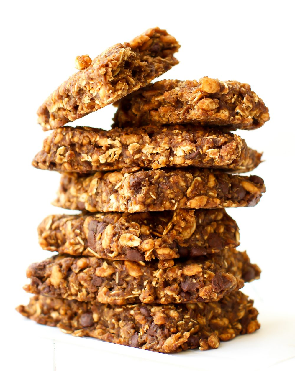 Homemade Clif Bars Vegan Gluten Free Chocolate Chip Recipe