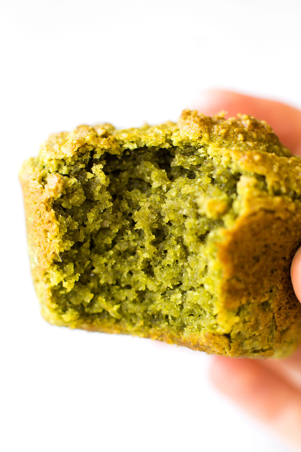 Avocado Matcha Muffins Vegan Amp Paleo Feasting On Fruit