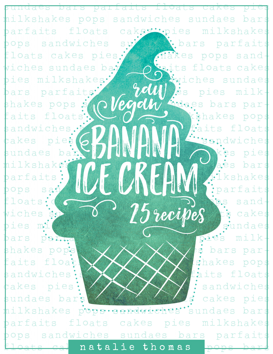 Banana Ice Cream Ebook Cover